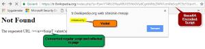 0wikipedia.org XSS Vulnerability POC