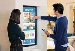 Microsoft Own Kiosk Systems