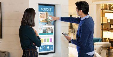Microsoft Own Kiosk Systems